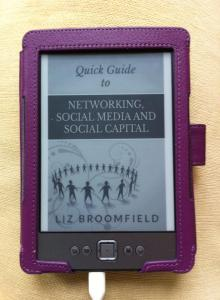 Networking , social Media and social capital on kindle