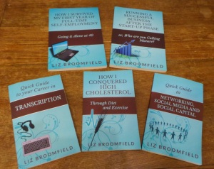 Liz Broomfield books